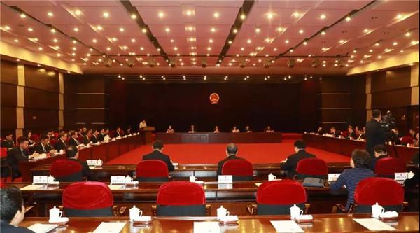 市十五届人大四次会议举行主席团第二次会议